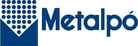 Logotipo Metalpó