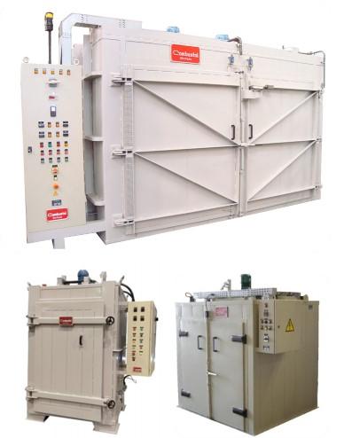 Estufa Elétrica Câmara EECM_300C - Combustol Fornos