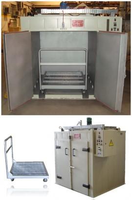 Estufa Elétrica Câmara EECM_350C_Duas portas