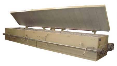 Estufa Elétrica Poço Retangular_EEPO_300C - Combustol Fornos