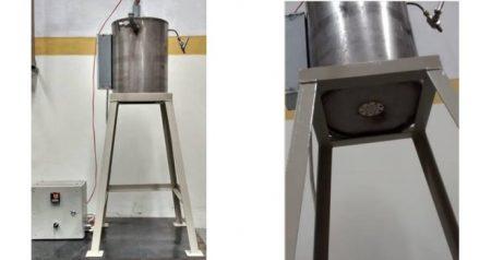 Forno Elétrico Tubular Vertical - Combustol Fornos