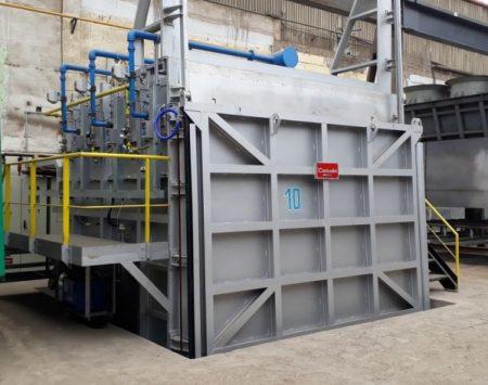 Forno a Gás Câmara FGCM - Combustol Fornos