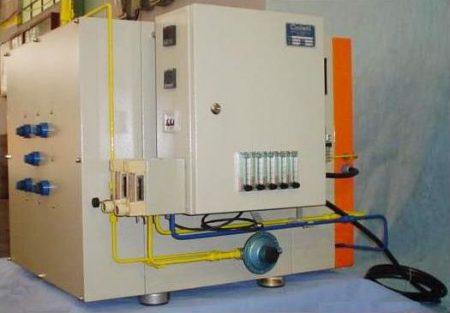 Forno para Calibração de Sonda de Oxigênio - Combustol Fornos