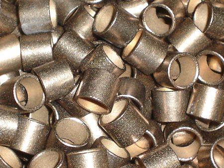 Buchas Auto Lubrificantes de Bronze - Metalpó