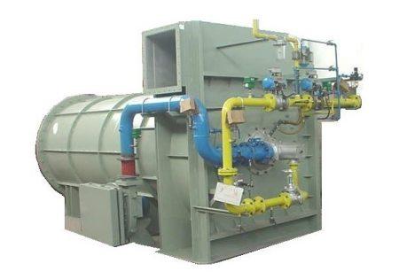 Gerador de gases quentes - Combustol Fornos