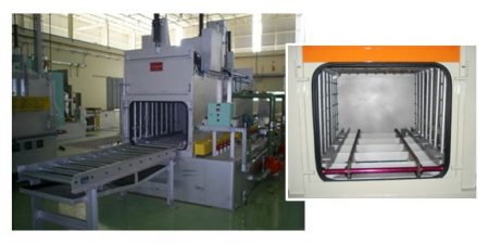 Máquina Lavadora Dupla WRD - Combustol Fornos