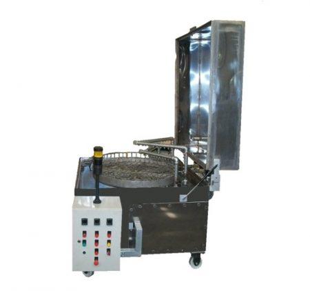 Máquina Lavadora com Base Rotativa MLBR-91 52-250 kg - Combustol Fornos