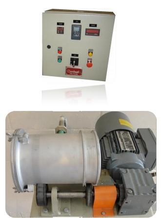 Tambor TMB-13 / 20-30 RPM - Combustol Fornos