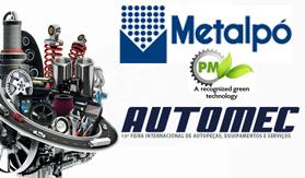 Metalpó na Automec 2019