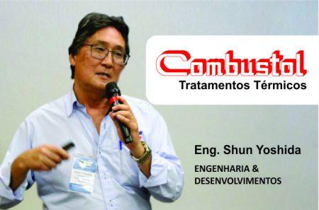 Aulas com Shun Yoshida