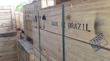 Combustol Refratários exporta grande quantidade de peças aos EUA